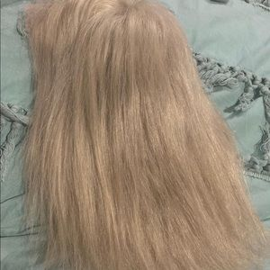 Accessories - Full lace human hair wig